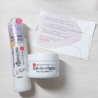 薬用美白ミスト化粧水/なめらか本舗/化粧水を使ったクチコミ(4枚目)