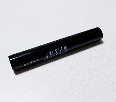 UR GLAM LONG LASH MASCARA(ロングラッシュマスカラ)/DAISO/マスカラを使ったクチコミ(2枚目)