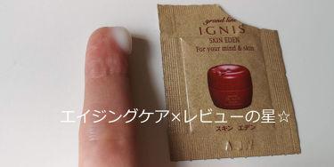 イグニス スキンエデン/IGNIS/オールインワン化粧品を使ったクチコミ(1枚目)