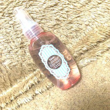 フレグランスボディミスト フローラルシャワー ホワイトフローラル/ラシック/香水(その他)を使ったクチコミ(1枚目)