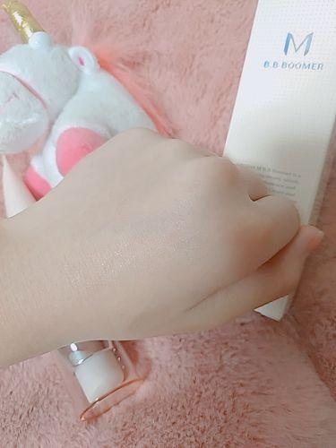BBブーマー/MISSHA/化粧下地を使ったクチコミ(3枚目)