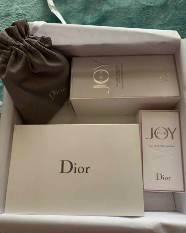 JOY by DIOR - ジョイ ボディミルク/Dior/ボディミルクを使ったクチコミ(2枚目)