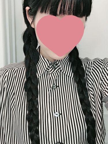【画像付きクチコミ】ザ・プロダクトネロリLips様からの提供で頂きました!✨持ち:風の強い日にゆる三つ編みをして外に出てみました!3枚目がヘアセット後4枚目が帰宅してからの写真ですちょこちょこ毛が飛び出しちゃってますが結び直さなきゃいけない程では無いかな...
