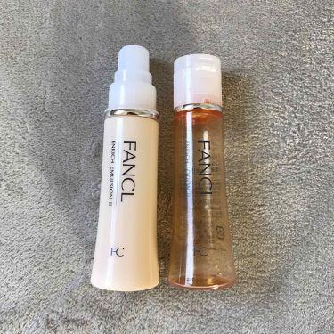 エンリッチ 化粧液 II しっとり/ファンケル/化粧水を使ったクチコミ(1枚目)