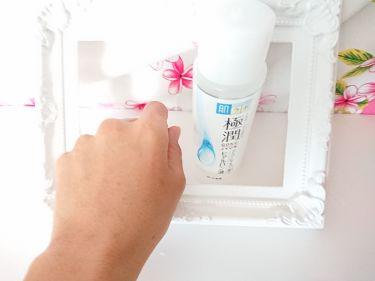 極潤 ヒアルロン液/肌ラボ/化粧水を使ったクチコミ(3枚目)