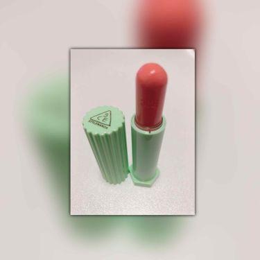 LOVE 3CE GLOSSY LIP STICK/3CE/口紅を使ったクチコミ(3枚目)