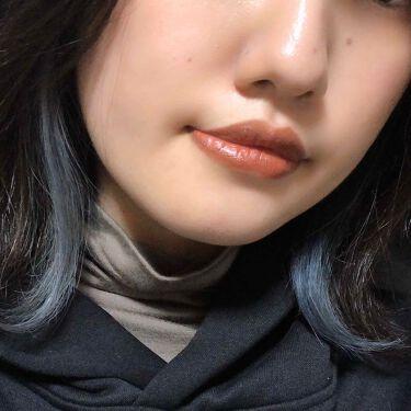 38°C / 99°F Lipstick <TOKYO>/UZU BY FLOWFUSHI/口紅を使ったクチコミ(2枚目)