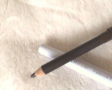 まゆずみ ブラシ付/ちふれ/アイブロウペンシルを使ったクチコミ(2枚目)