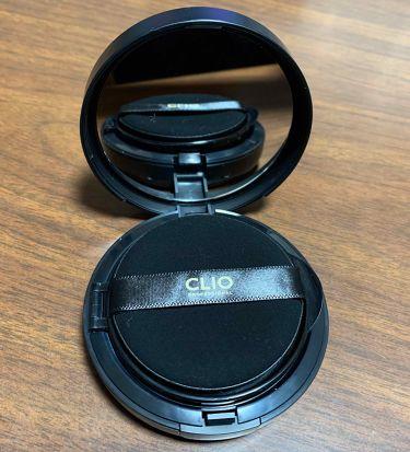 キル カバー ファンウェア クッション エックスピー/CLIO/クッションファンデーションを使ったクチコミ(3枚目)