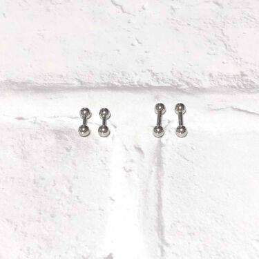 櫻はる 🌸 on LIPS 「小さなジュエルで上品に可愛い、プチプラピアス購入品紹介♪久しぶ..」(4枚目)