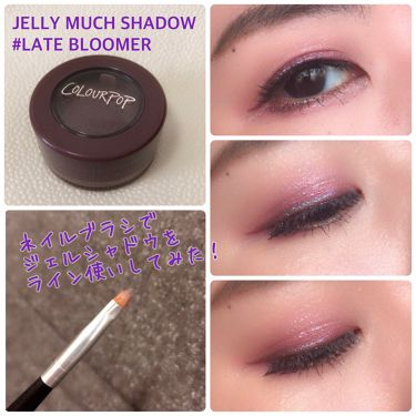 ColourPop jelly much shadow