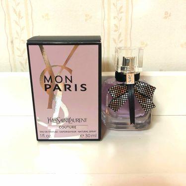 モン パリクチュール オーデパルファム/YVES SAINT LAURENT BEAUTE/香水(レディース)を使ったクチコミ(1枚目)