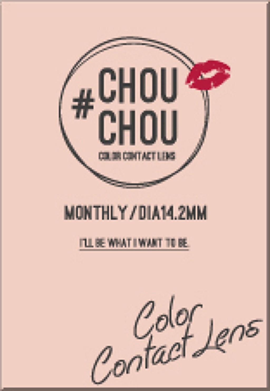#CHOUCHOU(チュチュ)1month CHOUCHOU