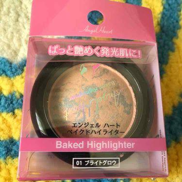 twinkle_glow_bpbさんの「エンジェルハートベイクドハイライター 01ブライトグロウ<その他>」を含むクチコミ