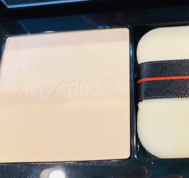 シンクロスキン インビジブル シルク プレストパウダー/SHISEIDO/プレストパウダーを使ったクチコミ(1枚目)