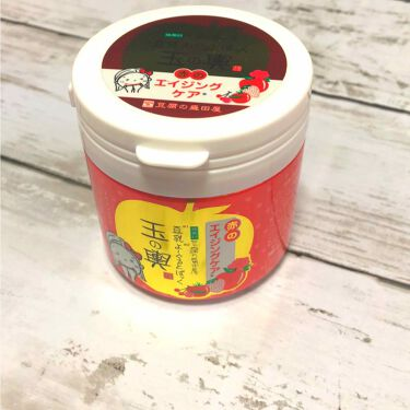豆乳よーぐるとしーとますく 玉の輿 (赤のエイジングケア)/豆腐の盛田屋/シートマスク・パックを使ったクチコミ(3枚目)
