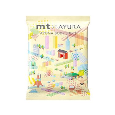 2020/6/1発売 AYURA アロマボディシート