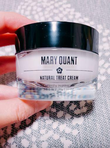 ナチュラル トリート ローション/MARY QUANT/化粧水を使ったクチコミ(2枚目)