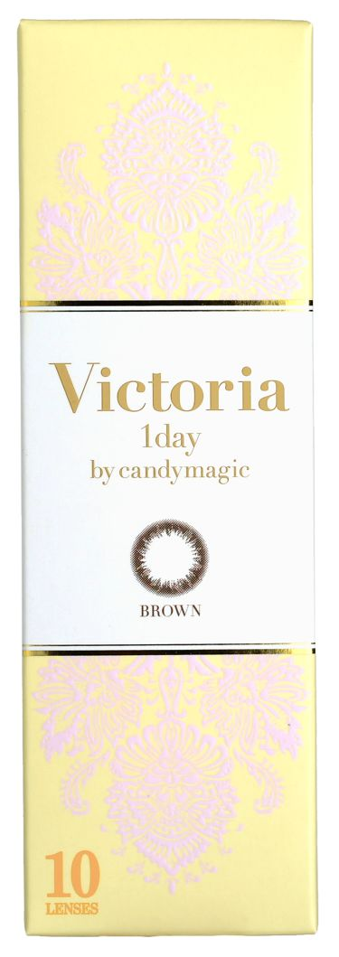 Victoria(ヴィクトリア)1day BROWN