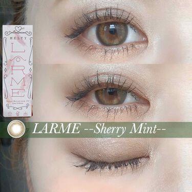 LARME MELTY SERIES(ラルムメルティシリーズ)/LARME/カラーコンタクトレンズを使ったクチコミ(1枚目)