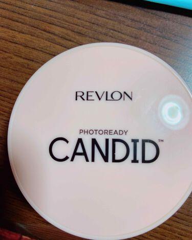 フォトレディ キャンディッド ウォーター エッセンス コンパクト ファンデーション/REVLON/クリーム・エマルジョンファンデーションを使ったクチコミ(1枚目)