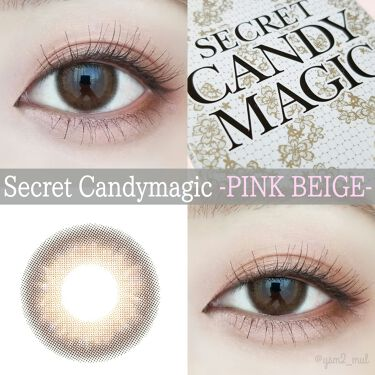 secretcandymagic(シークレットキャンディーマジック)1month/secret candymagic/カラーコンタクトレンズを使ったクチコミ(1枚目)