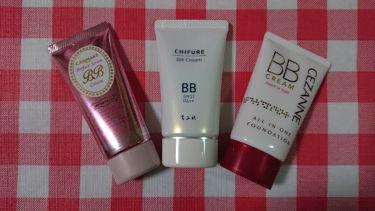 パーフェクトセラムBBクリーム/CANMAKE/化粧下地を使ったクチコミ(1枚目)