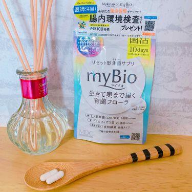 myBio (マイビオ)/メタボリック/健康サプリメントを使ったクチコミ(1枚目)