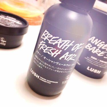 オーシャンヴェールウォーター/ラッシュ/ミスト状化粧水を使ったクチコミ(1枚目)