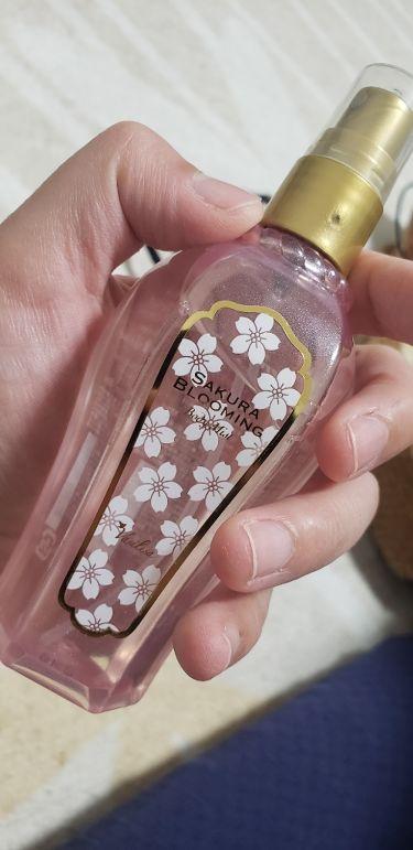 サクラ ブルーミング ボディミスト/ヴァシリーサ/香水(その他)を使ったクチコミ(1枚目)