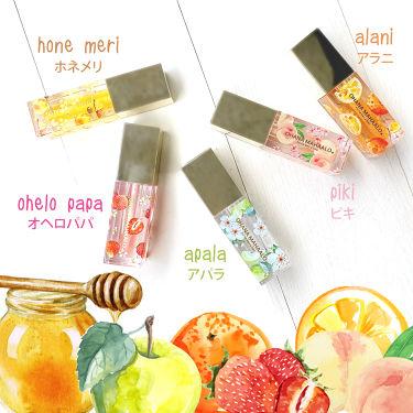 オハナ・マハロ フレグランスリップエッセンスオイル/OHANA MAHAALO/リップケア・リップクリームを使ったクチコミ(3枚目)