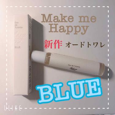 メイクミーハッピー オードトワレ/CANMAKE/香水(レディース)を使ったクチコミ(1枚目)