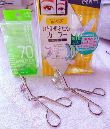 アイプチ フィットカーラー/アイプチ/その他化粧小物を使ったクチコミ(2枚目)