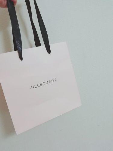 フォーエヴァージューシー オイルルージュ シアー/JILL STUART/口紅を使ったクチコミ(3枚目)