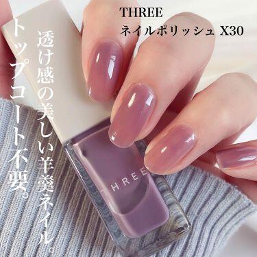 ネイルポリッシュ/THREE/マニキュア by まむ