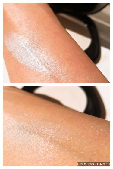O!MEGA GLAZE  ALL-OVER  FOIL LUMINIZER/MARC JACOBS BEAUTY/その他を使ったクチコミ(4枚目)