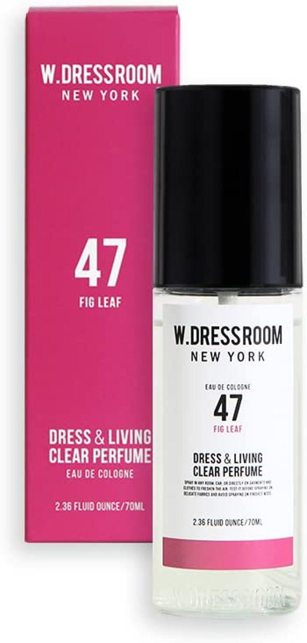 ドレス&リビング クリーン パフューム No.47 フィグリーフ