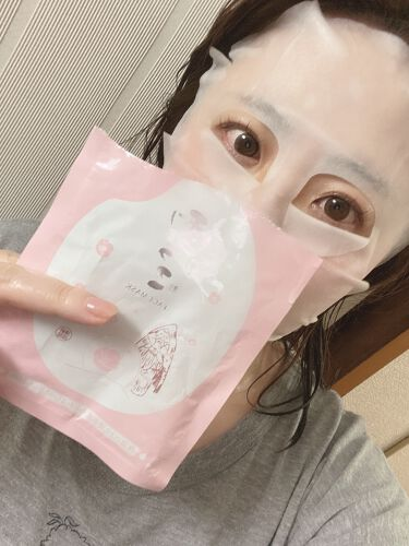雪っこフェイスマスク/ゼトックスタイル/シートマスク・パックを使ったクチコミ(3枚目)