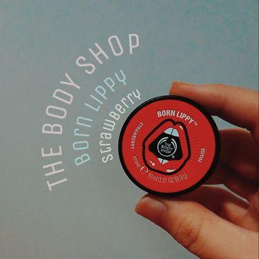 ぺりこさんの「ザ・ボディショップborn lippy<リップグロス>」を含むクチコミ