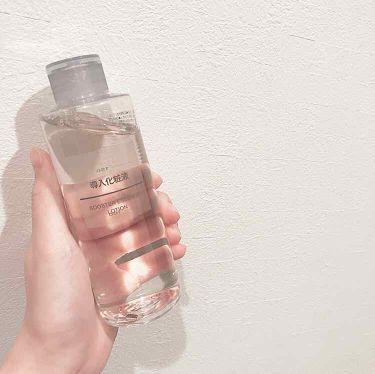無印良品 化粧水・敏感肌用・高保湿タイプの新着クチコミ