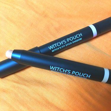 ウィッチズ フィットスティックシャドウ/Witch's Pouch(ウィッチズポーチ)/パウダーアイシャドウを使ったクチコミ(1枚目)