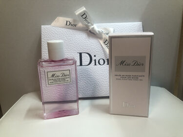 ミス ディオール ハンド ジェル/Dior/ハンドクリーム・ケアを使ったクチコミ(2枚目)