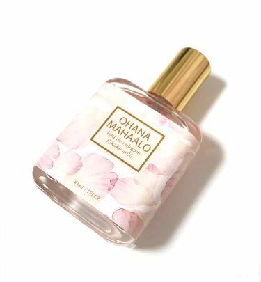 ばっしゅふるさんの「OHANA MAHAALOオハナ・マハロ オーデコロン<香水(レディース)>」を含むクチコミ