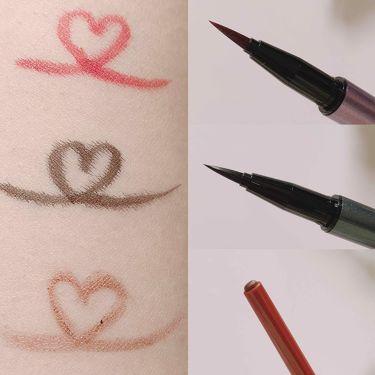 ラブライナー グリッターコレクション/ラブライナー(Love Liner)/リキッドアイライナーを使ったクチコミ(2枚目)