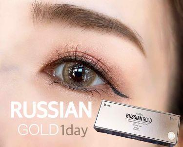 RUSSIAN (ロシアン)/POPLENS/カラーコンタクトレンズを使ったクチコミ(1枚目)