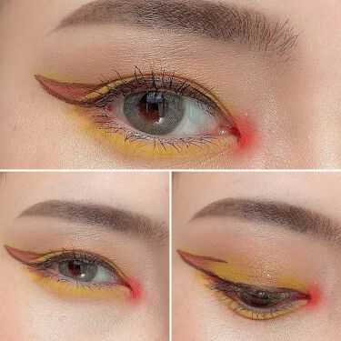 UT シャドウ パレット/NYX Professional Makeup/パウダーアイシャドウを使ったクチコミ(2枚目)