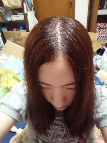 ホイップヘアカラー/ビューティラボ/ヘアカラー・白髪染め・ブリーチを使ったクチコミ(3枚目)