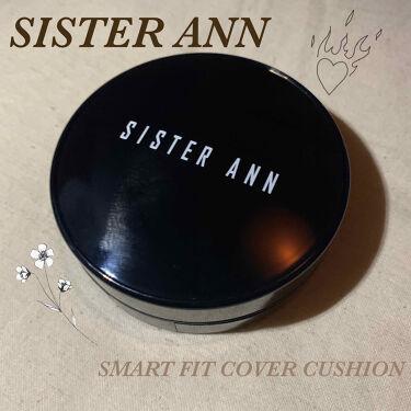スマートフィットカバークッション/SISTER ANN/クッションファンデーションを使ったクチコミ(1枚目)