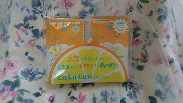 ルルルンワンナイト ビタミンPLAZA限定BOX/ルルルン/シートマスク・パックを使ったクチコミ(2枚目)