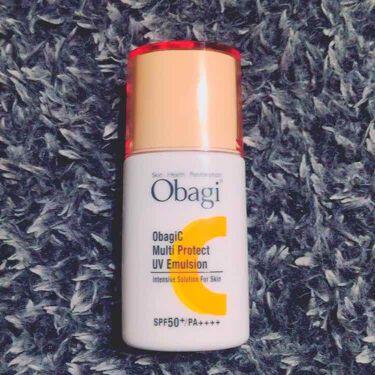 マルチプロテクト UV乳液/オバジ/化粧下地を使ったクチコミ(1枚目)